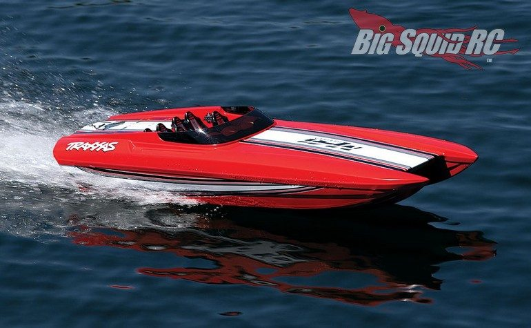 Traxxas Red Edition M41