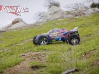 Traxxas Rustler VXL Video