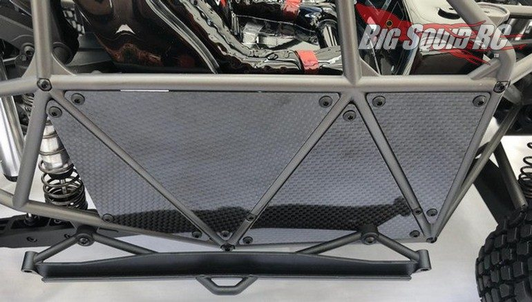 Xtreme Racing Carbon Fiber Body Panels Traxxas UDR
