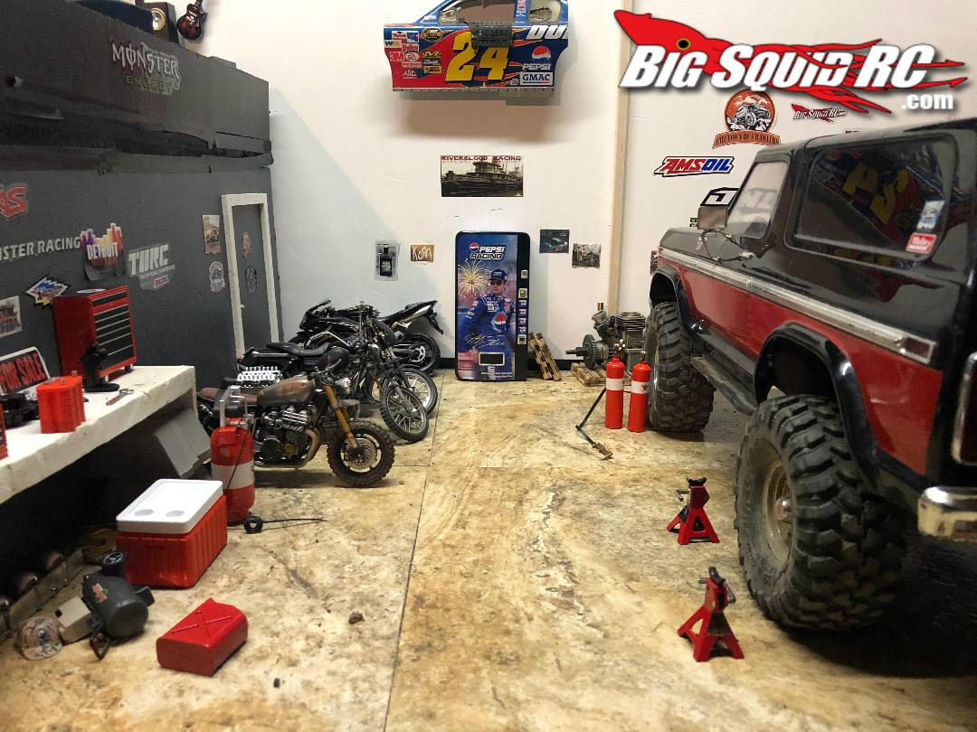 Everybody's Scalin' – Budget Garage Build « Big Squid RC