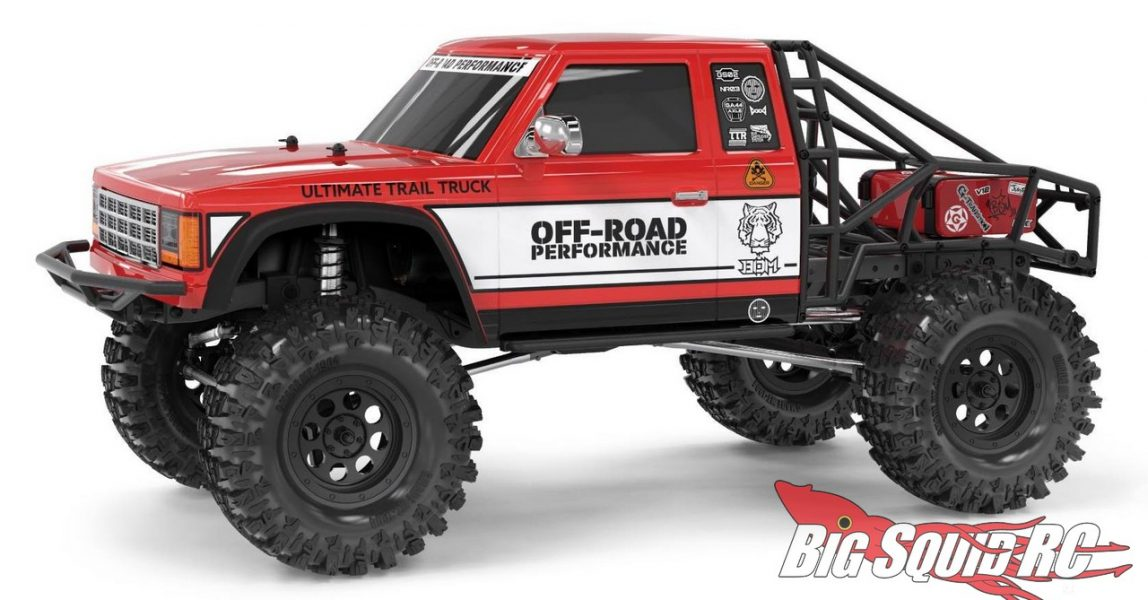 Gmade GS02 BOM Ultimate Trail Truck