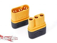 HRC Tri-Pole MR30 Gold Connectors