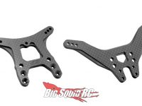 JConcepts Carbon Fiber Shock Towers