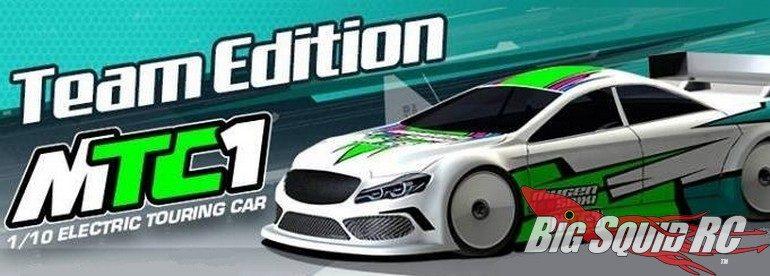 Mugen MTC1 Team Edition Kit