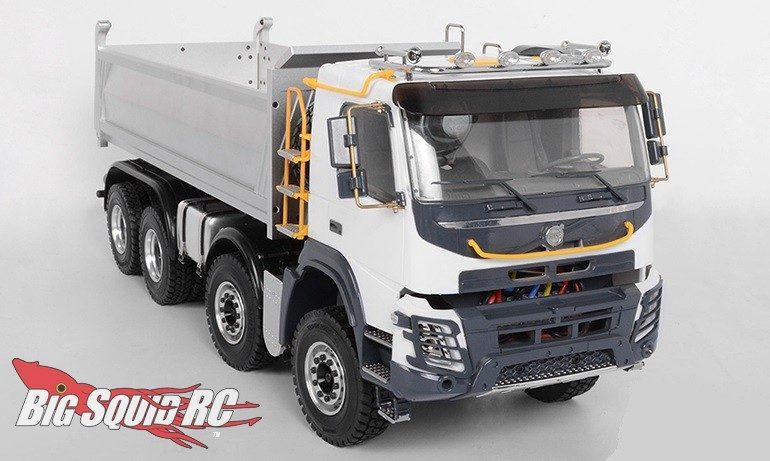 RC4WD 8x8 Armageddon Hydraulic Dump Truck