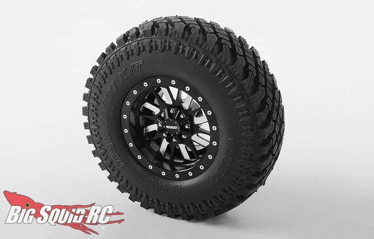 RC4WD Enforcer 1.9 Beadlock Wheels
