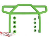 RPM Green Rear Bumper Traxxas Rustler