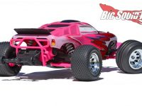 RPM Pink Upgrades Accessories A-Arms Bumpers