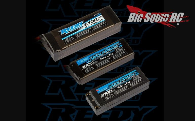 Reedy LiPo Batteries