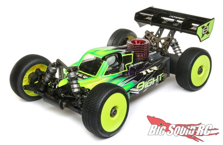TLR 8IGHT-X Nitro Buggy