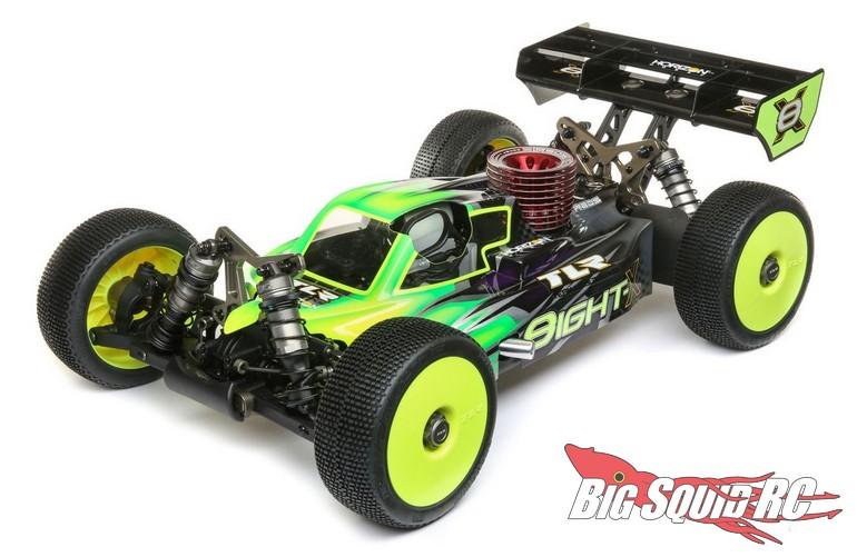 TLR 8IGHT-X Nitro Buggy