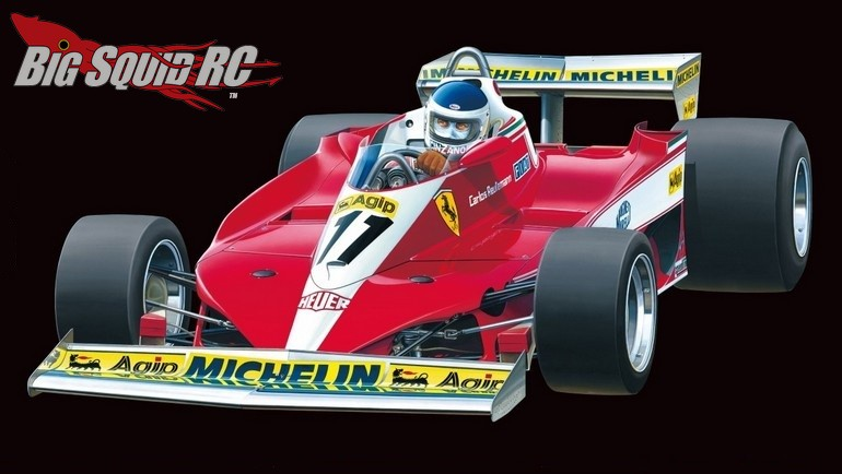 Car Battery Charger Reviews >> Tamiya Ferrari 312T3 (F104W) « Big Squid RC – RC Car and Truck News, Reviews, Videos, and More!