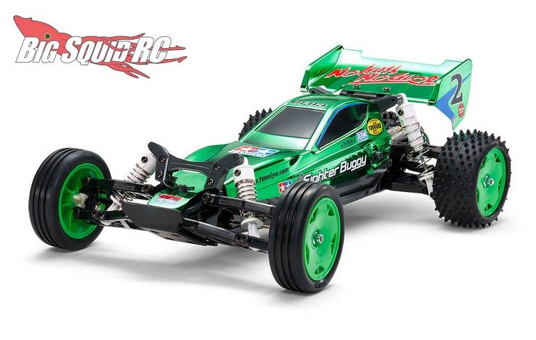 Tamiya Neo Fighter Buggy Green Metallic