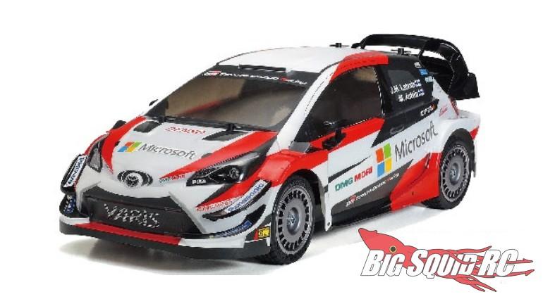 Tamiya Toyota Gazoo Racing WRT Yaris WRC « Big Squid RC ...