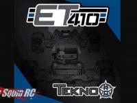 Tekno RC ET410 Truggy