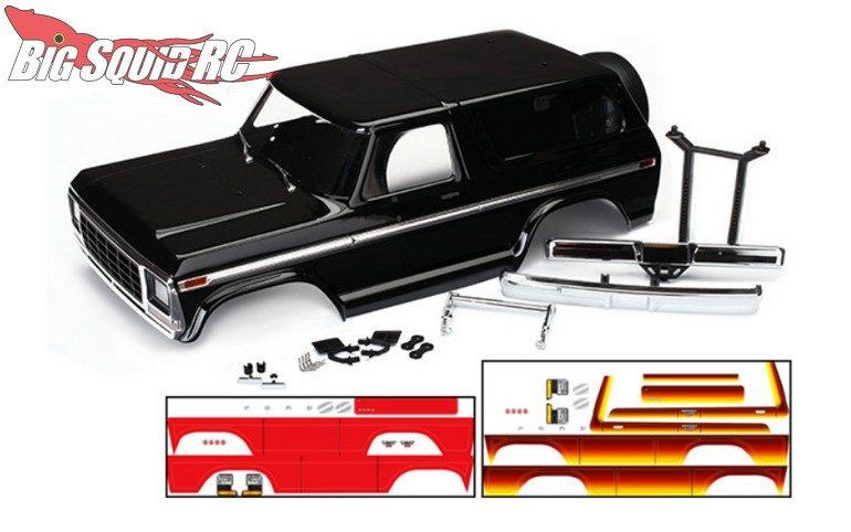 Traxxas Ford Bronco TRX-4 Body