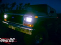 Traxxas Light Kit Trx-4 Bronco Video