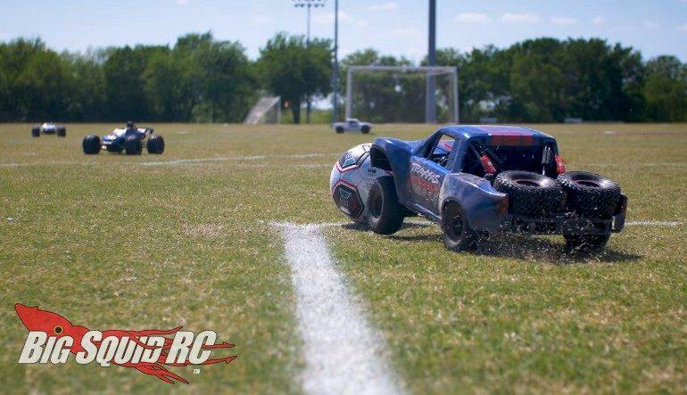Traxxas RC Soccer Video