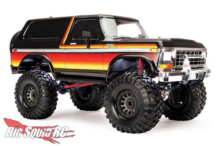 New TRX-4 Bronco Bodies And Accessories From Traxxas « Big Squid RC – RC Car and Truck News ...
