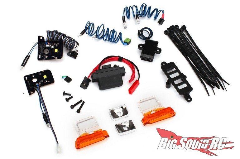 Traxxas TRX-4 Full LED Light Kit