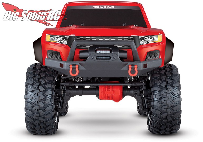 Traxxas Trx 4 Sport 171 Big Squid Rc Rc Car And Truck News Reviews Videos And More
