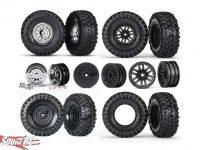Traxxas TRX-4 Wheels Tires