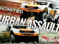 Traxxas Urban Assault Unlimited Desert Racer
