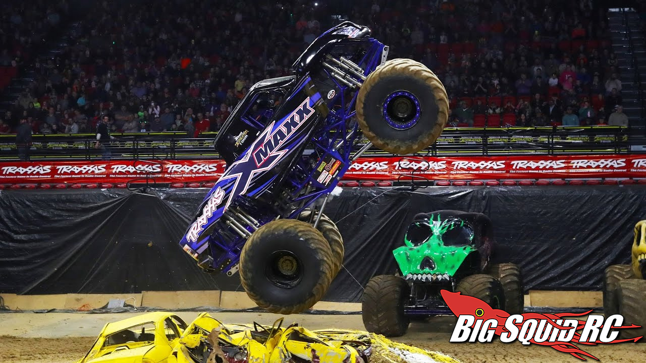 Monster Truck Madness What If Traxxas Made A Solid Axle Monster Big Squid Rc Rc Car And Truck News Reviews Videos And More