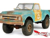 Axial 1967 Chevrolet C-10 Clear Body