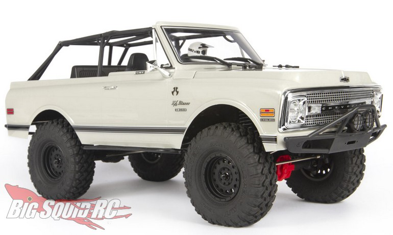 Axial Racing 1969 Chevrolet K5 Blazer Clear Body « Big Squid RC – RC