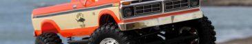 Carisma 1976 Ford F-150 Scale Crawler