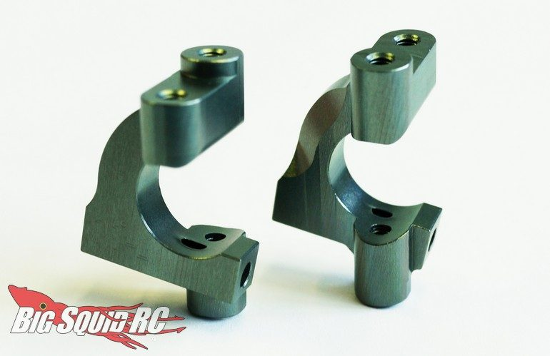 Carisma 4XS Upgrade Parts