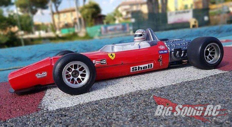 Fenix Racing 1960s F1 Race Body