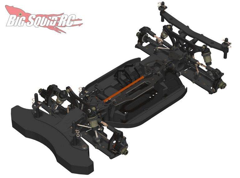 HB Racing RGT8-E