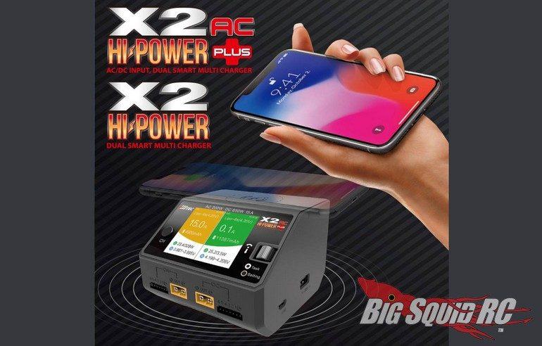 Hitec X2 Hi-Power AC Plus