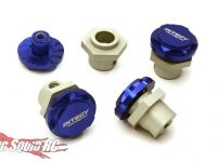 Integy Traxxas 17mm hex wheel adapters