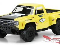 Pro-Line 1978 Chevy C-10 Race Truck Body