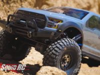 Pro-Line 2017 Ford F-150 Raptor TRX-4 Clear Body
