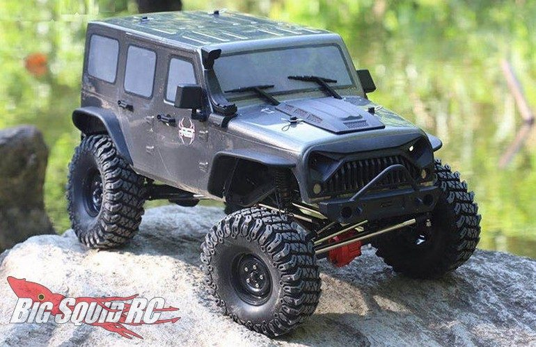 RGT 1/10 Scale Rock Crawler