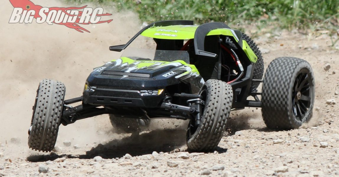 Rage RC RZX Buggy Review