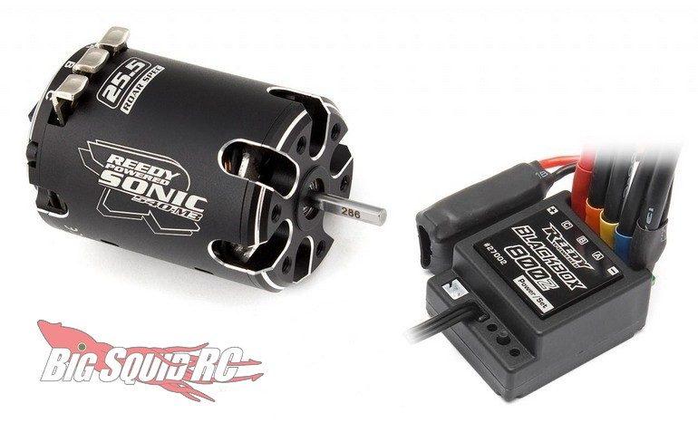 Blackbox 800Z/Sonic 540-M3 25.5T ROAR Spec Combo