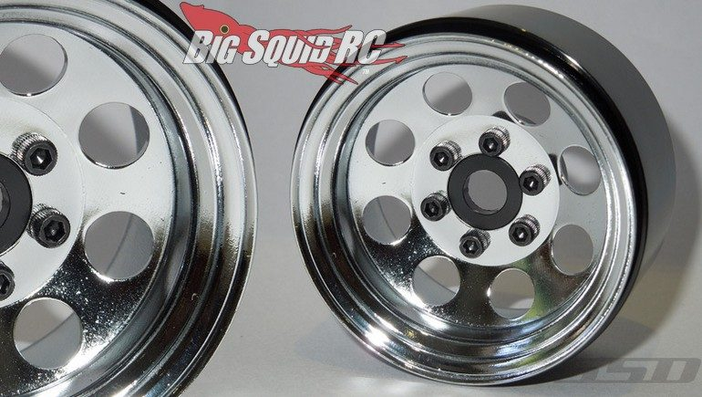 "SSD 1.9"" Chrome Stamped Steel Wheels"