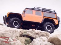 Traxxas Adventure Body Kit TRX-4