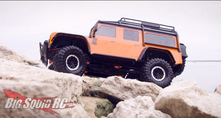 Traxxas Adventure Body Kit TRX-4