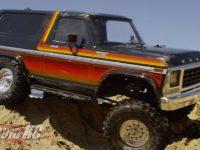 Traxxas Ford Bronco Video