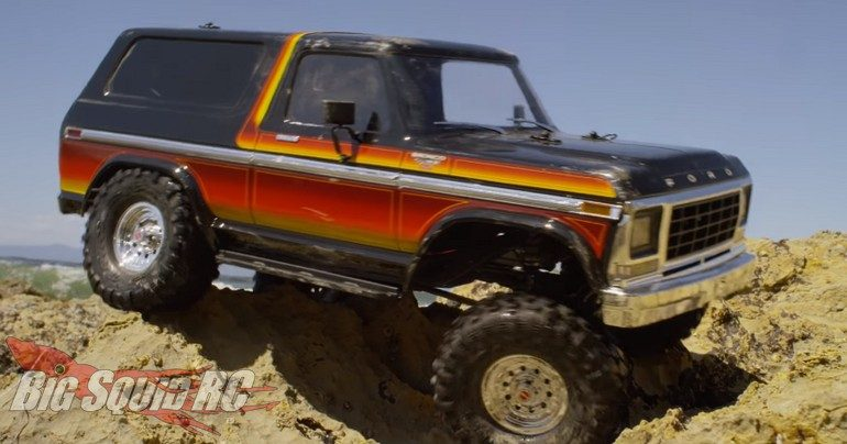 Traxxas Ford Bronco Video