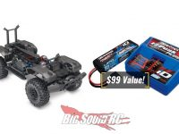 Traxxas Free Battery Charger TRX-4 Kit