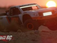 Traxxas UDR Light Kit Video