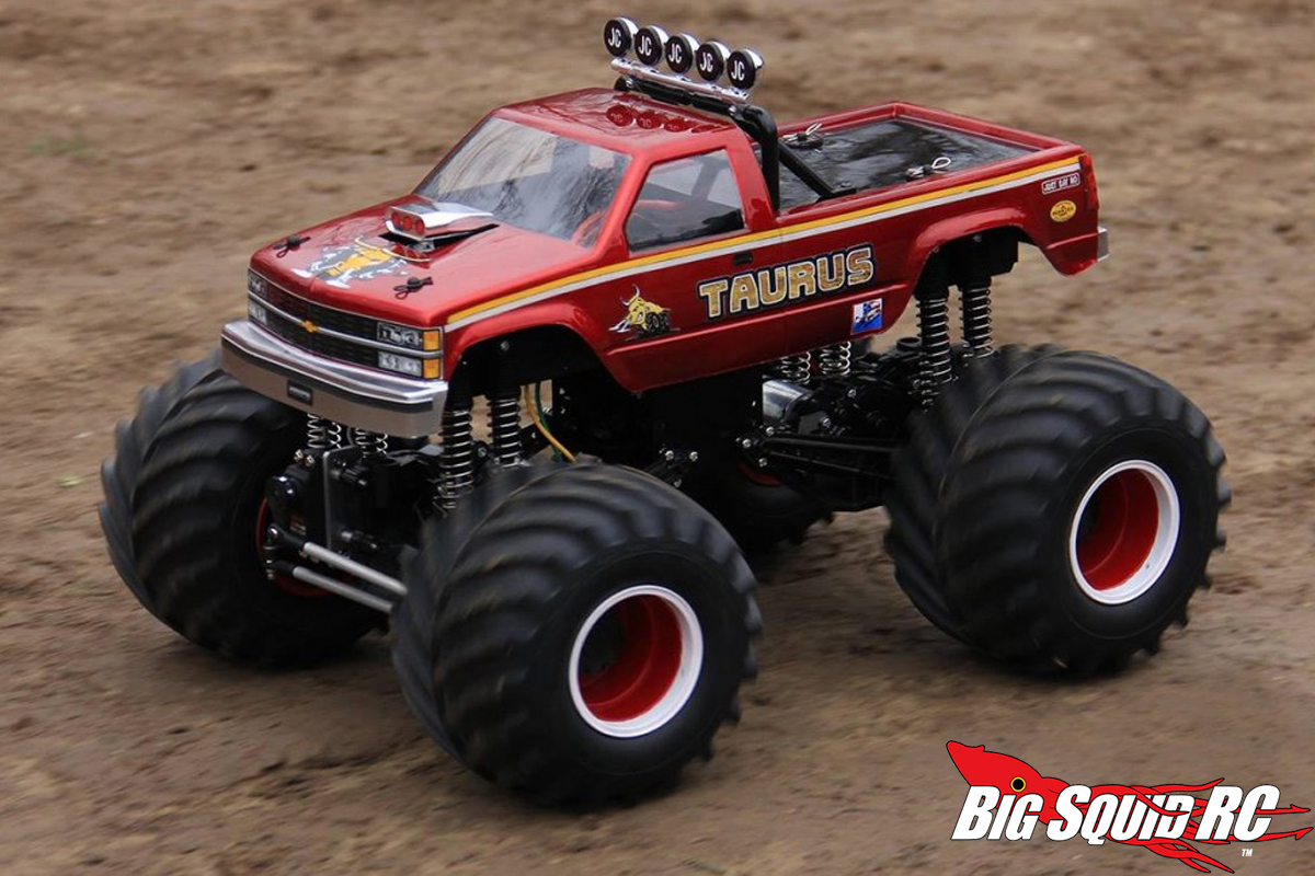 Monster Truck Madness Kickin It Old Skool Big Squid Rc Rc Car And Truck News Reviews Videos And More