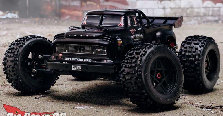 ARRMA Notorious 1/8 Stunt Truck